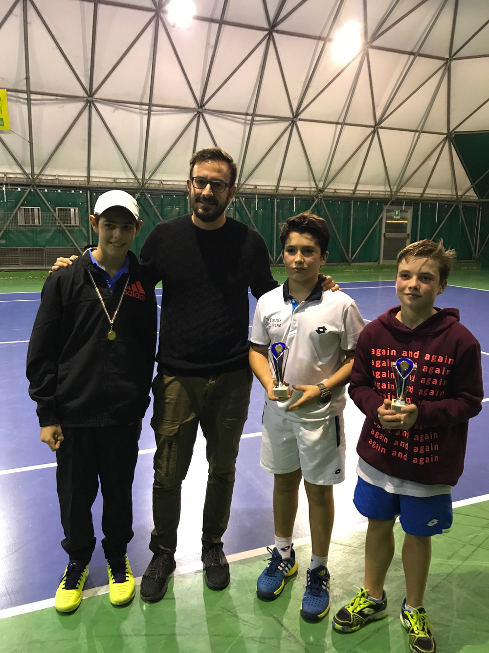 11d86dc0cb Photogallery Stagione 2017-2018 || Tennis UISP Modena
